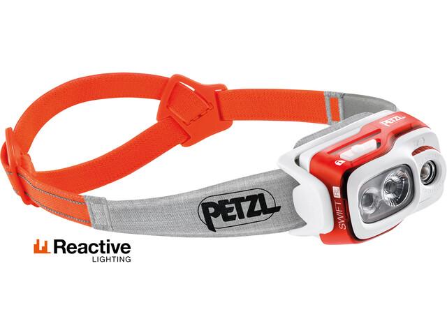 Petzl Swift Rl Headlight orange